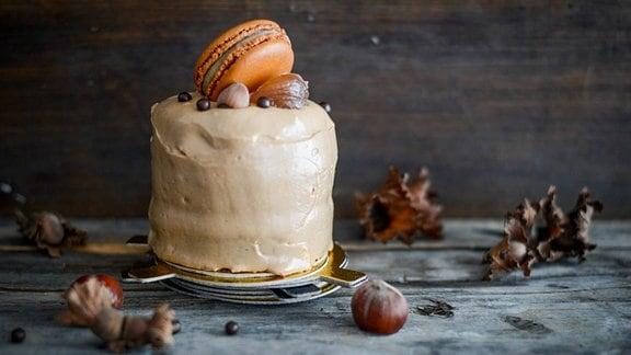 Eichhörchen-Torte