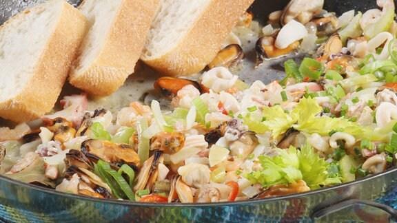 Winterliche Salate
