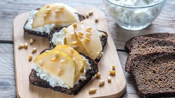 Pumpernickel - Brot