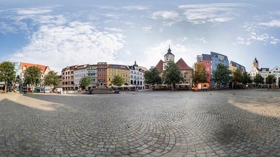 Jena Markplatz