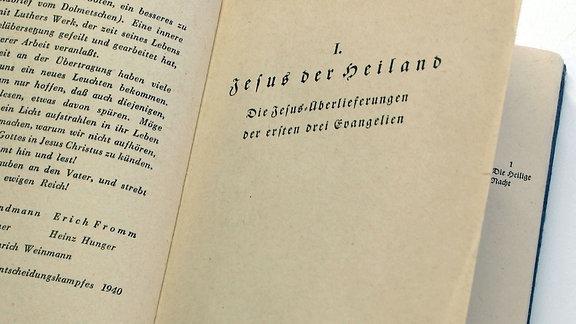 """""""Entjudungsinstitut"""" in Eisenach"""