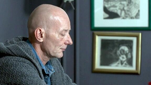 Andreas Golz, er saß als Jugendlicher gemeinsam mit Furkert in Torgau
