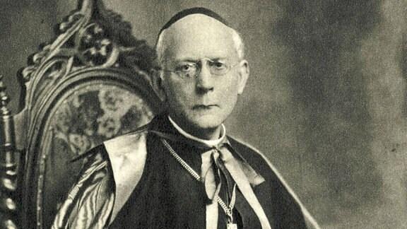 Adolf Kardinal Bertram, Fürsterzbischof von Breslau