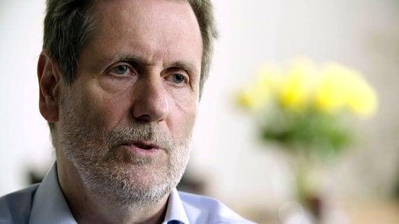 Pflegewissenschaftler Michael Simon