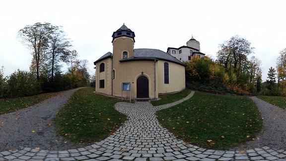 Burgkirche Posterstein