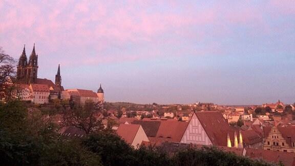Dom und Albrechtsburg.