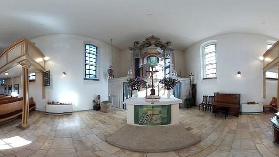 Evangelisch-Lutherische Kirche in Panitzsch