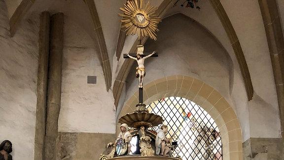 Impressionen aus dem Freiberger Dom