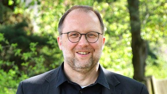 Guido Erbrich, Senderbeauftragter der katholischen Kirche beim MDR.