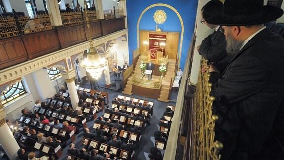 Synagogen in Mitteldeutschland