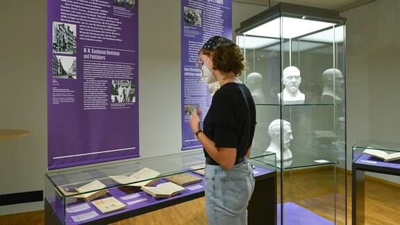 'Uns eint die Liebe zum Buch' - Jüdische Verleger in Leipzig: Ausstellung im Stadtgeschichtlichen Museum Leipzig