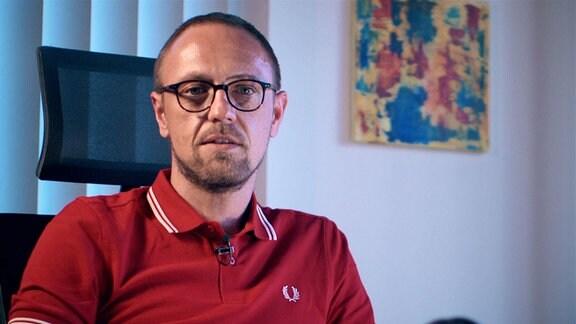 Mut vor Mitternacht: Tobias Schmidt, Leiter des BBW Leipzig