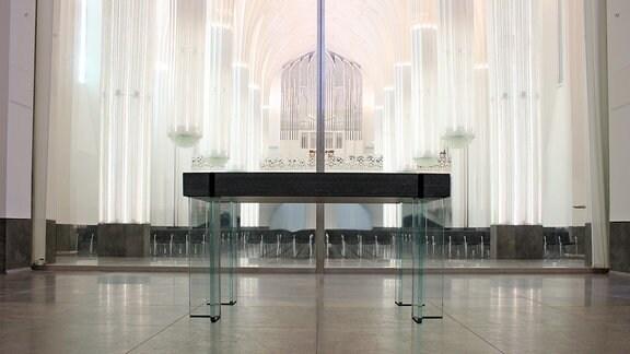 Leipziger Universitätskirche St. Pauli, Volksaltar