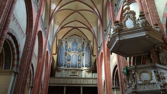 Impressionen aus dem Dom zu Havelberg