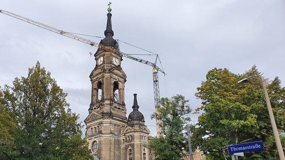 Trinitatiskirche Dresden