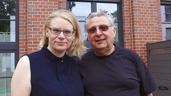 """Szene aus """"Trocken-Doc - Alkoholfrei leben"""". Claudia und Peter - ein Rückfall zerstörte fast ihre beziehung"""
