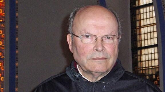 Thomas Küttler in der Markuskirche
