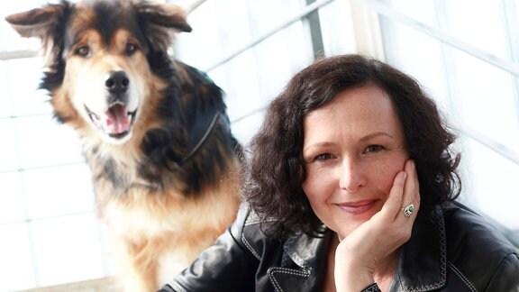 Hundetrainerin Maike Maja Nowak