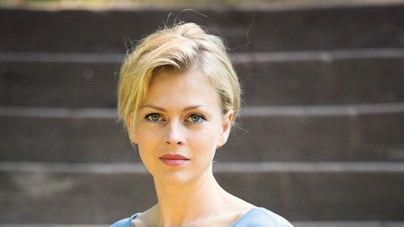 Kommissarin Kristina Katzer (Isabell Gerschke).