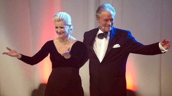 Marika Kilius und Hans-Jürgen Bäumler, 2013
