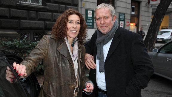 Adele Neuhauser, Harald Krassnitzer, 2010