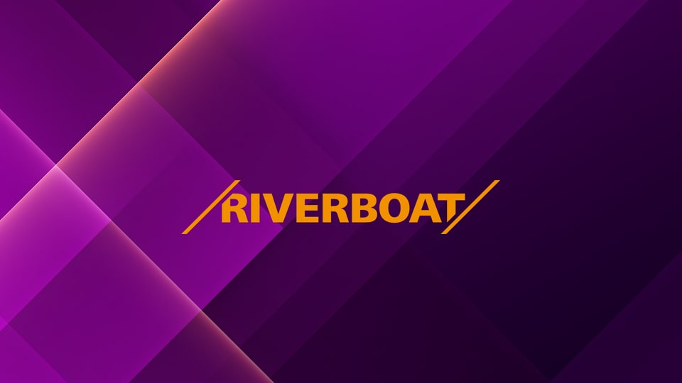 "MDR Talkshow ""Riverboat"""