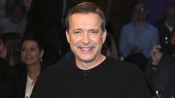 Alexander Herrmann bei der Aufzeichnung der NDR Talk Show im Studio Lokstedt. Hamburg, 30.11.2018.