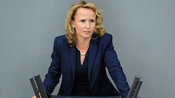 Steffi Lemke, BÜNDNIS 90/DIE GRÜNEN, im Deutschen Bundestag