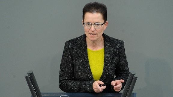 Petra Sitte, DIE LINKE, im Deutschen Bundestag