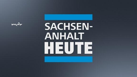 Screenshot aus MDR SACHSEN-ANHALT HEUTE - Logo