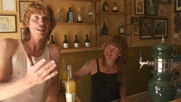 Steffi Günther und Michael Dörheit