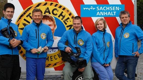 """""""Mitmachen statt Meckern""""-Team"""