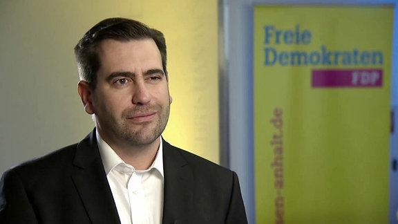 Frank Sitta, FDP-Landesvorsitzender