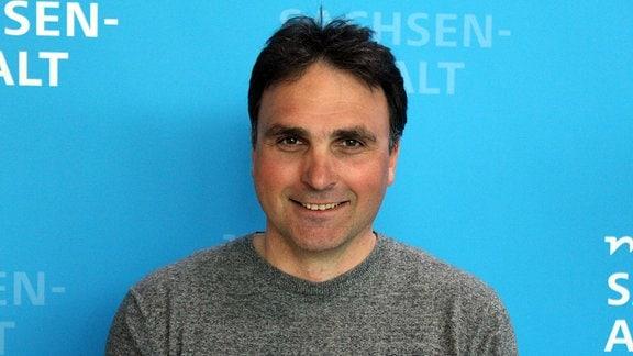 Holger Pakendorf, Leiter des Sportressorts von MDR SACHSEN-ANHALT