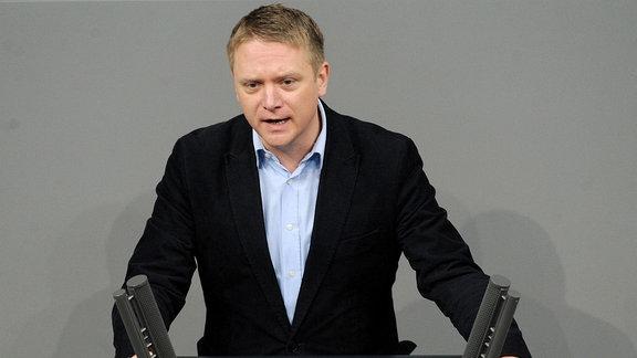 Jan Korte, DIE LINKE, im Deutschen Bundestag