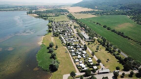 Campingplatz Kelbra