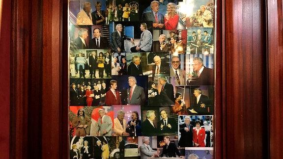 Collage mit Fotos von Dieter-Thomas Heck