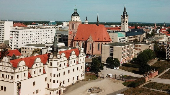 Schloßplatz Dessau-Roßlau