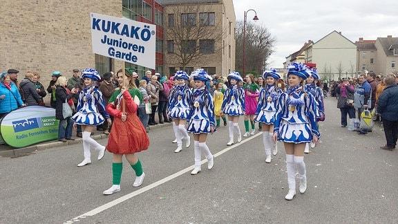 Karnevalsumzug Köthen