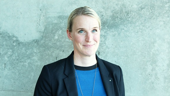Prof. Dr. Julia Arlinghaus, Chefin Fraunhofer IFF Magdeburg