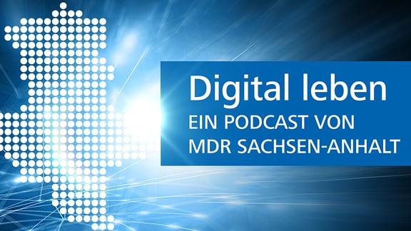 Digital leben, Digitalpodcast Logo