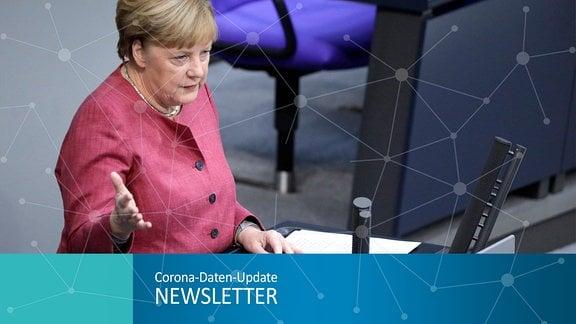 Angela Merkel, Bundeskanzlerin