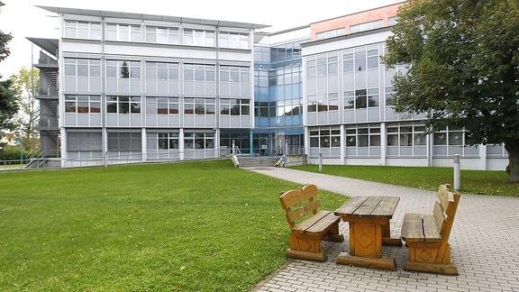 Landratsamt Burgenlandkreis in Naumburg