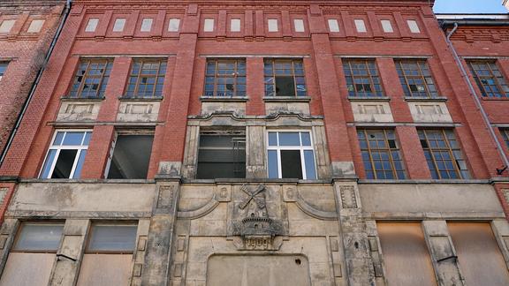 Kunstraum und Ateliers in der Alten Nudelfabrik in Zeitz
