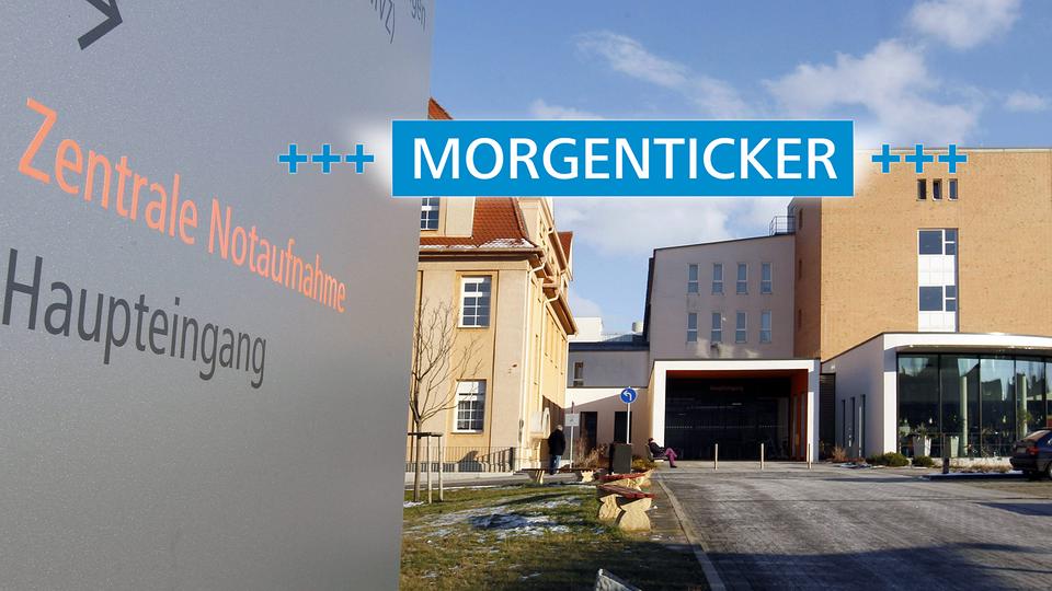 Morgenticker: Nach Insolvenz des Burgenlandklinikums: Landkreise fordern bessere Förderung | MDR.DE
