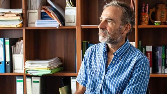 Robert Paxton, Professor für allgemeine Zoologie an der Martin-Luther-Universität Halle-Wittenberg