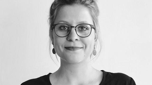 Frauke Rummler ist Studentin des Studiengangs Multimedia und Autorschaft an der Martin-Luther-Universität in Halle.