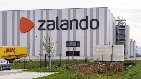 Zalandologistikzentrum in Lahr