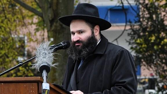 Rabbiner Elischa Portnoy