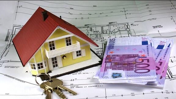 Symbolbild: Immobilie/Baufinanzierung